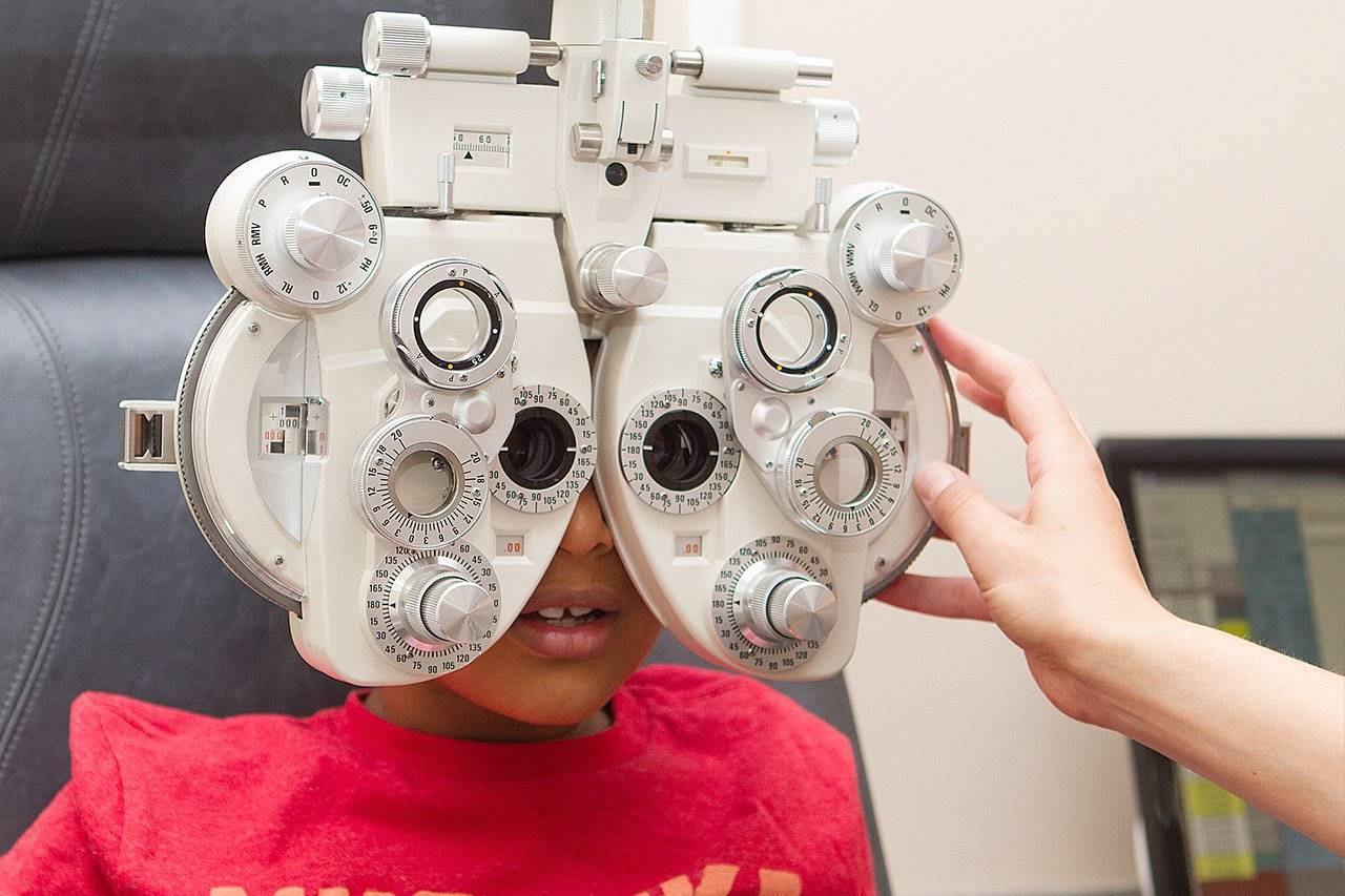 Kids Eye Care in College Station