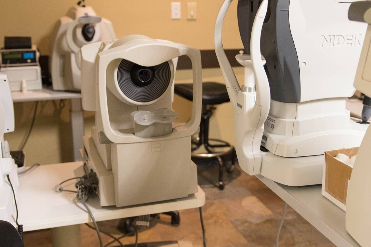 equipment for Ocular Diseases plano