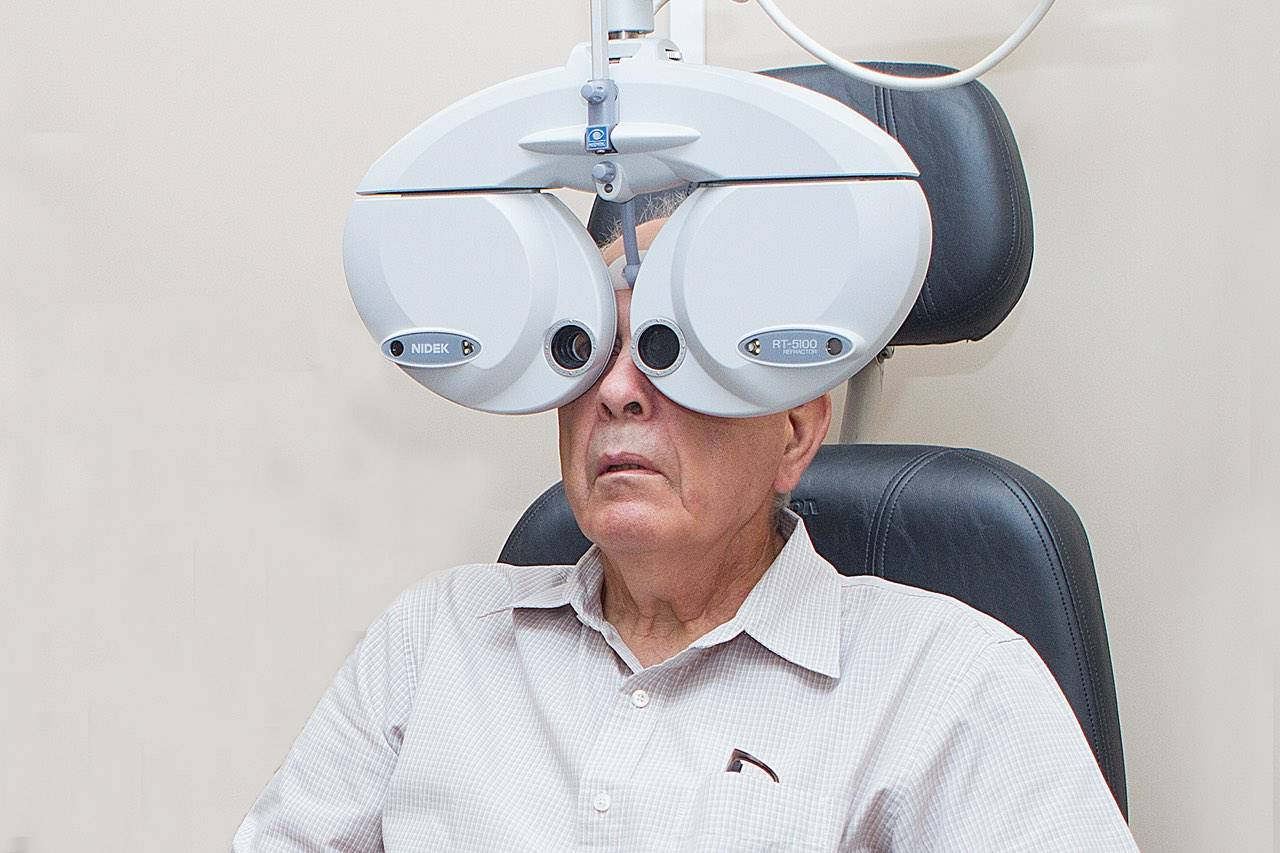 Ocular Diseases treatment