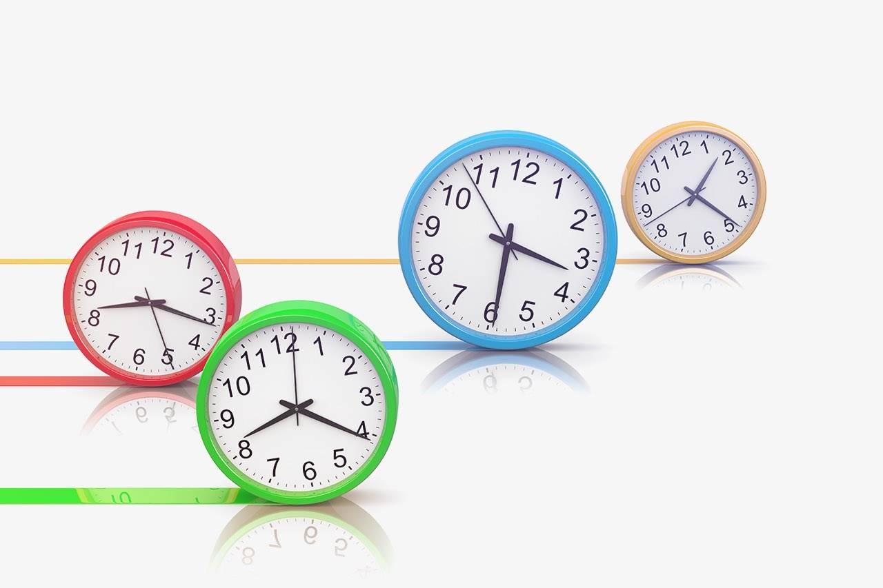 running-clocks