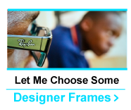 Designer Frames from an optometrist in Burnsville MN
