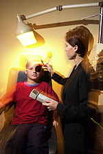 eye exam for children in Brampton and Mississauga, ON