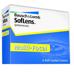 SofLens Multifocal contact lenses from Providence RI optometrist