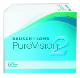 Pure Vision 2HD baush & lomb eye care