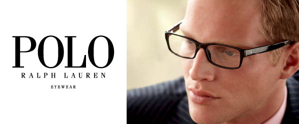Polo Ralph Lauren Eyeweare ad