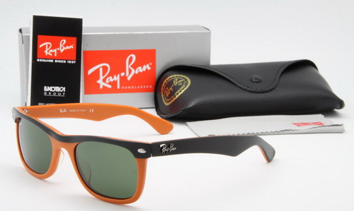Ray-Ban Wayfarers from a montrose eye doctor