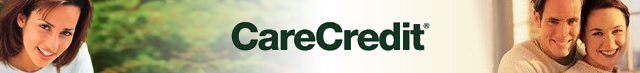 Care Credit header