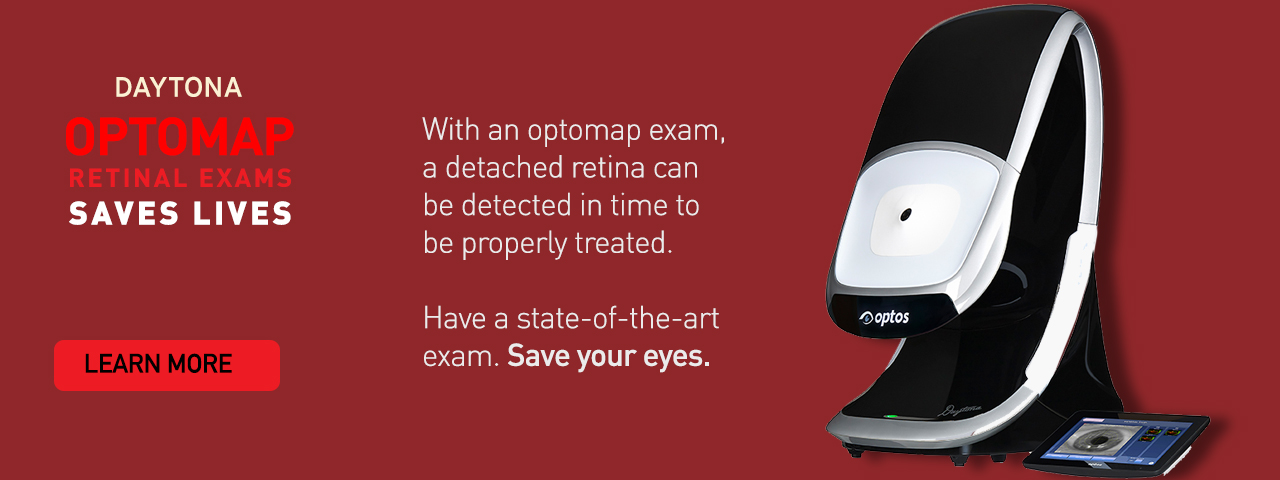 optomap eye exam Burlington